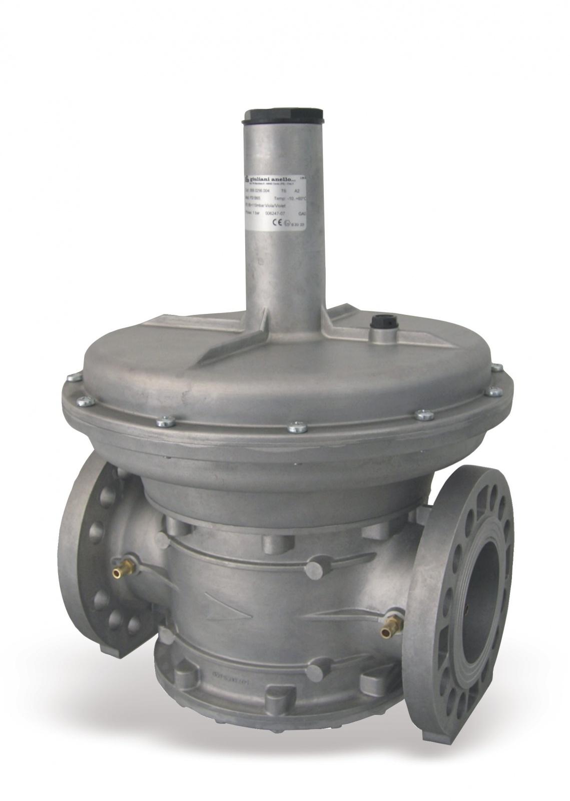 Регулятор давления газа со встроеныным фильтром BTFR/5CE